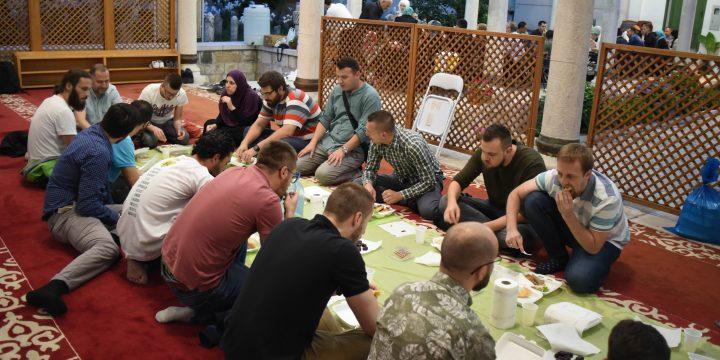 Zajednički iftar